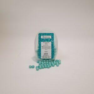 kék cukorgyöngy