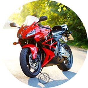 piros motor ostya